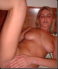 busty milf naked